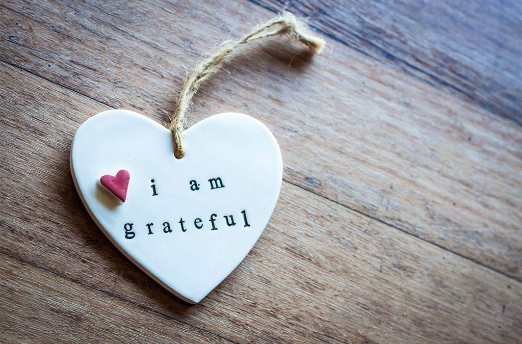 The Power of Gratitude, and How to Remain Grateful